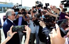 هیأت مذاکره کننده دولت 5 226x145 - تصاویر/ سفر هیأت مذاکره کننده جمهوری اسلامی افغانستان به قطر