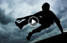 ویدیو فرار پارکورکار پولیس 226x145 - ویدیو/ فرار یک پارکورکار از دست پولیس