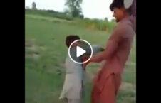 ویدیو لت و کوب طفل 10 مرد بی رحم 226x145 - ویدیو/ لت و کوب وحشیانه یک طفل 10 ساله توسط دو مرد بی رحم