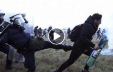 ویدیو لت کوب پناهجو افغان پولیس یونان 226x145 - ویدیو/ لت و کوب پناهجویان افغان توسط پولیس یونان