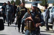 پولیس 226x145 - برخورد قاطع پولیس کابل با اخلالگران نظم عامه