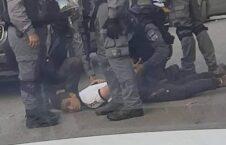 1عساکر اسراییلی 226x145 - تصویر/ حمله عساکر اسراییلی بالای یک طفل!