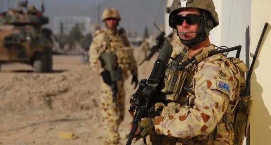 آسترالیا 550x295 - نامه سرگشاده گروههای حقوق بشری در پیوند به جنایات جنگی عساکر آسترالیایی در افغانستان