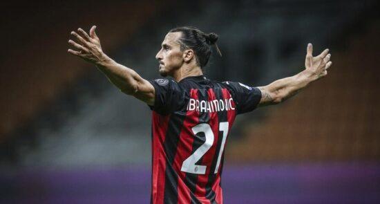 ابراهیموویچ 550x295 - گزارش یک خبرنگار ایتالیایی از تمدید قرارداد زلاتان ایبراهیموویچ با باشگاه میلان