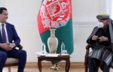 اشرف غنی سردار اوکتامو ویچ عمرزاکوف 226x145 - معاون صدراعظم اوزبیکستان، روز ملی اوزبیکی را به رییس جمهور غنی تبریک گفت