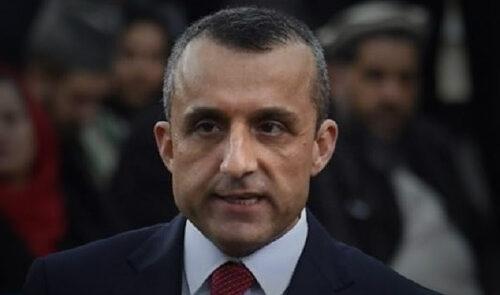 امرالله صالح 500x295 - راهکار امرالله صالح برای مقابله با تکتیراندازان طالبان