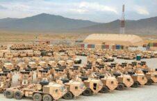 تجهيزات نظامی امریکا 226x145 - پشت پرده انتقال تجهيزات نظامی خارجی ها از افغانستان به پاكستان