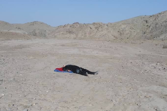 جسد زن پکتیکا - تصویر/ کشف جسد یک زن در پکتیکا