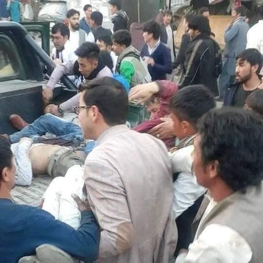 حمله انتحاری دشت برچی 1 - آخرین آمار قربانیان حمله انتحاری در منطقۀ دشت برچی کابل