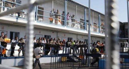 زندان فلسطین 550x295 - اعتصاب غذای چهل اسیر فلسطینی در حمایت از ماهر الاخرس