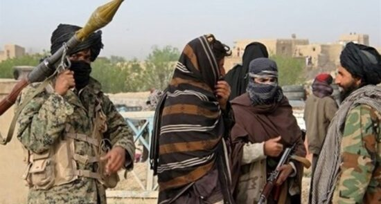 طالبان 2 550x295 - حمایت همه جانبه پاکستان از جنگ طالبان در هلمند