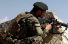 عسکر اردوی ملی 226x145 - عسکر شجاعی که به تنهایی در برابر طالبان جنگید! + عکس