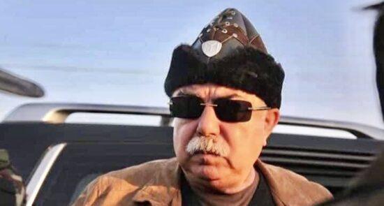 مارشال دوستم پوسته امنینی 3 550x295 - انتقاد مارشال عبدالرشید دوستم از رویکرد طالبان در مذاکرات صلح