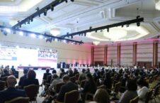 مذاکرات صلح 226x145 - پیام سخنگوی دفتر سیاسی طالبان در قطر درباره دیدار هیئتهای مذاکره کننده