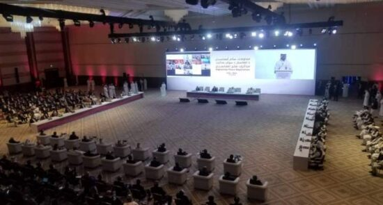 مذاکرات 550x295 - موافقت رییسجمهور غنی با برگزاری دور دوم گفتوگوهای صلح در قطر