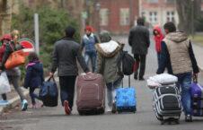 مهاجرین 226x145 - نگرانی مقامات اروپایی از افزایش روند مهاجرت باشنده گان افغان