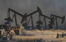 نفت 226x145 - سرقت منابع نفتی سوریه توسط خارجی ها