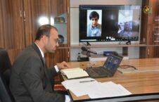 نور الرحمن اخلاقی  226x145 - گفتگوی تصویری سرپرست وزارت امور مهاجرین با رییس بخش مهاجرت سفارت امریکا در کابل