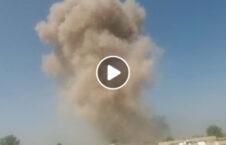 ویدیو خسارات انفجار موتربم ننگرهار 226x145 - ویدیو/ خسارات به جا مانده از انفجار موتربم در ننگرهار