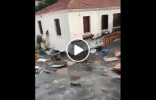 ویدیو سونامی زلزله ترکیه 226x145 - ویدیو/ سونامی وحشتناک پس از وقوع زلزله در ترکیه