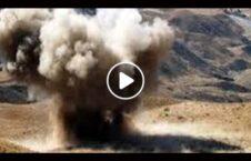 ویدیو ماين طالبان شاهراه بغلان كندز 226x145 - ویدیو/ انهدام يک ماين كنار جاده يى طالبان در شاهراه بغلان - كندز