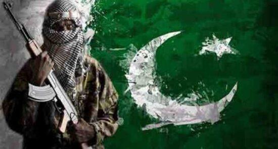 پاکستان تروریزم 550x295 - پاکستان؛ عامل اصلی مشکلات افغانستان
