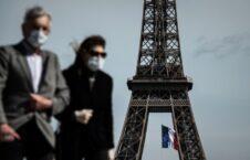 کرونا فرانسه 226x145 - اعمال محدودیت های جدید کرونایی برای ۲۰ ملیون باشنده فرانسوی