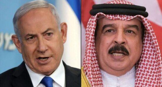 اسراییل بحرین 550x295 - سفر صدراعظم اسراییل به بحرین به تعویق افتاد