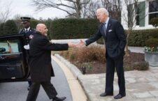 اشرف غنی جو بایدن 226x145 - سیاست رییس جمهور منتخب ایالات متحده برای افغانستان چیست؟