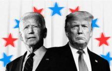 ترمپ بایدن 226x145 - افزایش نگرانیها از بروز آشوبهای پساانتخاباتی در امریکا