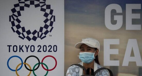 جاپان المپیک 550x295 - کاهش پنجاه فیصدی شمار مسافران المپیک توسط مقامات چاپان