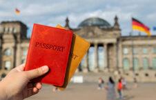 جرمنی ویزه 226x145 - اعطای ویزه جرمنی به یک پناهجوی اخراج شده افغان