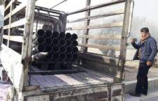 حمله راکتی کابل 2 226x145 - حمله راکتی بالای شهر کابل به روایت تصاویر