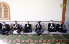 ختم قرآن ارگ 2 226x145 - تصاویر/ مراسم ختم قرآن عظیم الشان در ارگ ریاست جمهوری