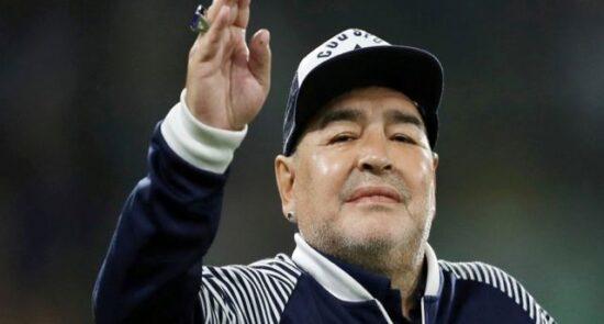دیگو مارادونا 1 550x295 - مرگ ناگهانی اسطورۀ فوتبال جهان؛ حکومت آرجنتاین سه روز عزاداری اعلام کرد
