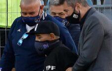 دیگو مارادونا 226x145 - اسطوره آرجنتاینیها در شفاخانه بستری شد
