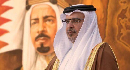 شاهزاده سلمان بن حمد 550x295 - تعین شاهزاده سلمان بن حمد به حیث صدراعظم جدید بحرین