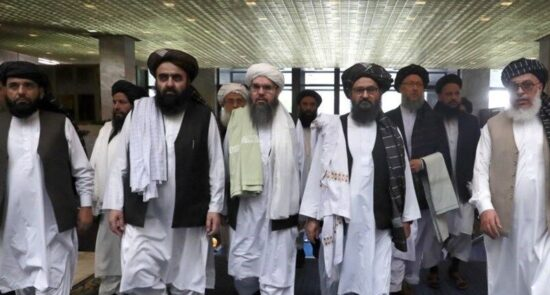 طالبان 3 550x295 - تصمیم نهایی طالبان برای اشتراک در نشست صلح ترکیه