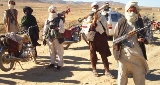 طالبان 550x295 - خسارت سالانه یک ملیارد دالری طالبان به زیربناهای کشور