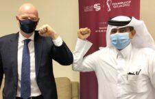 فیفا قطر 226x145 - آخرین اخبار میزبانی جام کشورهای عربی 2021