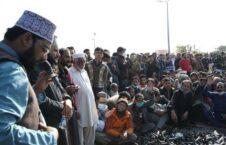 مظاهره پاکستان فرانسه 10 226x145 - تصاویر/ اخراج سفیر فرانسه شرط پایان مظاهره کننده گان در پاکستان
