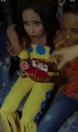 نامزادی دختر و پسر - نامزادی جنجالی دو طفل در مصر + عکس
