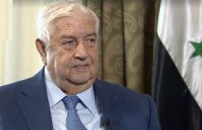 ولید المعلم 226x145 - وزیر امور خارجه سوریه وفات یافت
