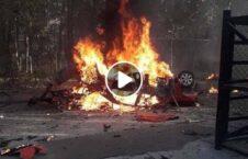 ویدیو انفجار مکروریان کابل 226x145 - ویدیو/ انفجار در ساحه مکروریان کابل
