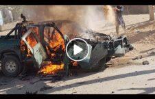 ویدیو خسارات انفجار ماین کابل 226x145 - ویدیو/ خسارات بهجا مانده از انفجار ماین مقناطیسی در کابل
