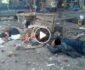 ویدیو/ آثار خسارت و تخریب درپی انفجار در مرکز ولایت بامیان