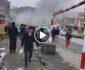 ویدیو/ صحنه های وحشت و فرار مردم پس از انفجار در بامیان