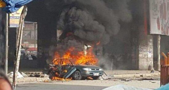 انفجار 550x295 - طالبان مواد انفجاری بم های مرگبار را از کجا به دست میآورند؟