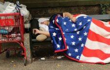 بی خانمان 226x145 - تشدید بحران بیخانمانی در لس آنجلس