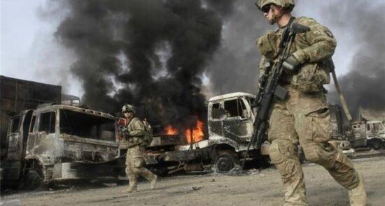 جنگ افغانستان 550x295 - پیام مفتی اعظم جمهوری عربی مصر درباره جنگ جاری در افغانستان